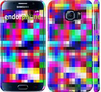 "Чехол на Samsung Galaxy S6 G920 MultiPixeles ""2806c-80"""