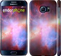 """Чехол на Samsung Galaxy S6 G920 Разноцветная галактика """"169c-80"""""""