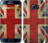 "Чехол на Samsung Galaxy S6 G920 Флаг Великобритании 3 ""402c-80"""