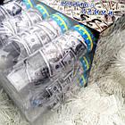 Хлопавки новорічні пневма 30 см Купюра Долар, фото 2
