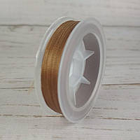 Spark Beads Tytan100 №2542 нить для бисера 100м коричневая