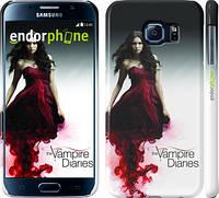 "Чехол на Samsung Galaxy S6 G920 Дневники вампира 1 ""431c-80"""