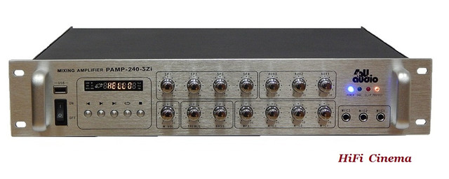 4All Audio PAMP-240-5ZI BT - front view