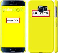 "Чехол на Samsung Galaxy S6 G920 Мировой бренд Hunter ""2426c-80"""
