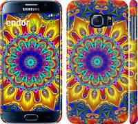 "Чехол на Samsung Galaxy S6 G920 Калейдоскоп ""1804c-80"""