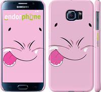 "Чехол на Samsung Galaxy S6 G920 Розовый монстрик ""1697c-80"""