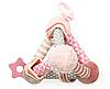 Развивающая пирамида BabyOno Розовая, фото 2