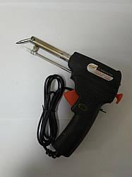 Паяльник с регулируемой подачей припоя 45W-65W 220V
