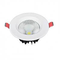"""Светодиодный светильник LED """"VANESSA-5"""" Horoz 5W (6400K), фото 1"""