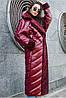 Молодёжное зимнее пальто с отложным воротником M, L, XL, фото 3