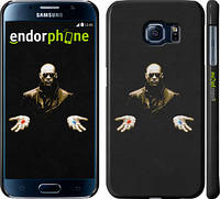 "Чехол на Samsung Galaxy S6 G920 Матрица. Морфеус. ""275c-80"""