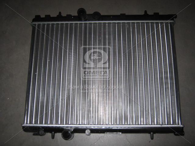 Сделано в Чехии Радиатор охлаждения PEUGEOT 307 00-, PARTNER 96-, CITROEN C4 04-, BERLINGO 96- (МКПП) (-A/C)