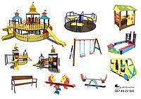 Детская площадка Хортица мини комплекс 001, фото 1