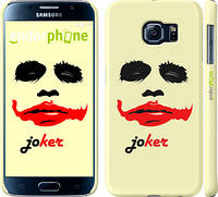 "Чехол на Samsung Galaxy S6 G920 Джокер ""758c-80"""