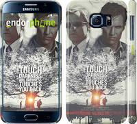"Чехол на Samsung Galaxy S6 G920 Настоящий детектив v2 ""2652c-80"""