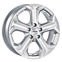 AUTEC Xenos R18 W8.5 PCD5x112 ET48 DIA70.1 Brilliant Silver