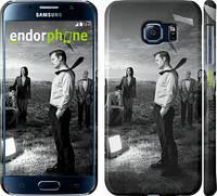 "Чехол на Samsung Galaxy S6 G920 Служба новостей v2 ""2671c-80"""