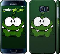"Чехол на Samsung Galaxy S6 G920 Монстрик ""753c-80"""
