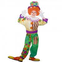 Маскарадный костюм Клоун (размер S)