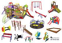 Детская площадка Цитадель комплекс 001