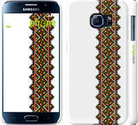 "Чехол на Samsung Galaxy S6 G920 Вышиванка 17 ""585c-80"""