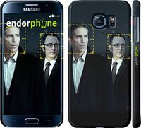 "Чехол на Samsung Galaxy S6 G920 В поле зрения v2 ""2665c-80"""