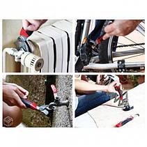 Универсальный ручной разводной гаечный ключ Snap'N Grip 2 ключа, фото 2