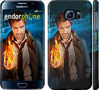 "Чехол на Samsung Galaxy S6 G920 Константин v2 ""2675c-80"""