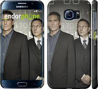"""Чехол на Samsung Galaxy S6 G920 В поле зрения """"2664c-80"""""""