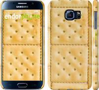 "Чехол на Samsung Galaxy S6 G920 Крекер ""1102c-80"""