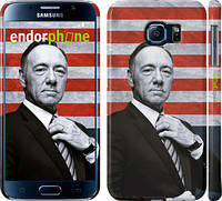 "Чехол на Samsung Galaxy S6 G920 House of Cards v2 ""2504c-80"""