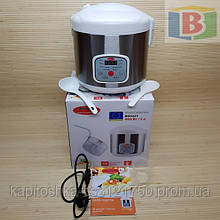 Мультиварка Wimpex WX-5521 Австрия на 5 литров 10 программ + фритюрница