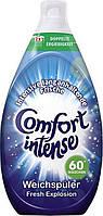 Comfort Intense Кондиционер для одежды с освежающим ароматом цветов и фруктов, 900 мл