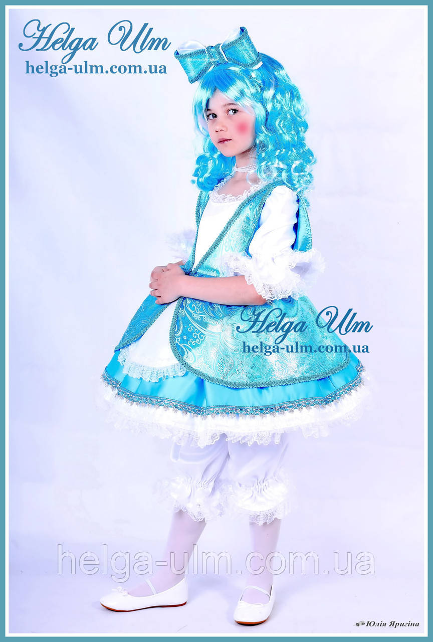 "Карнавальний костюм ""Мальвіна"", ""Лялька"", ""Аліса"", ""Принцеса"", ""Кукла"" - ПРОКАТ по Україні"