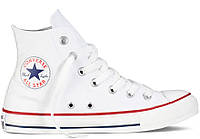 Кеды Converse All Stars Optical White High M7650C (белые)