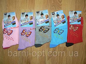 Носочки на дівчаток оптом , Угорщина, Ruifa 23-36р, фото 2