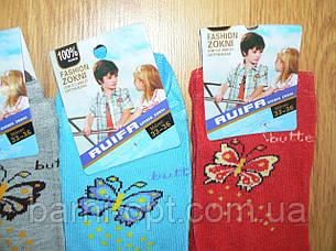 Носочки на девочек оптом , Венгрия, Ruifa 23-36р, фото 2