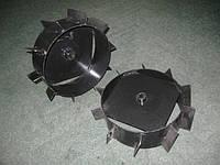 "Мотоблок  Евро-Z8 (дв.B&S"") + колеса металлические + окучник +  плуг + масло 2 л, фото 1"