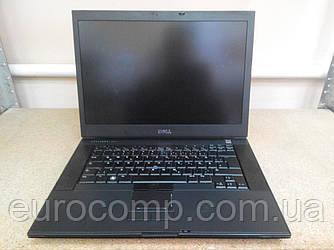 Производительный ноутбук бизнес серии для офиса и дома Dell Latitude E6500 15''