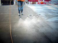 Обеспыливание, упрочнение бетонных полов, США