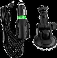 Автомобильный комплект. Присоска + зарядное в прикуриватель SJ4000/GoPro.