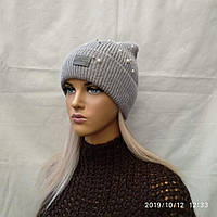Шапка Пресли ODYSSEY 44180 серый