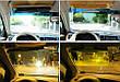 Антикблик для водителей HD Vision Visor 2 в 1 день м ночь, фото 4