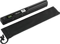 Портативный ручной сканер iScan S001 LCD 900dpi Black