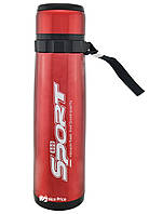 Спортивный термос SPORT C236 800 мл металлический (5034) Red
