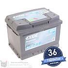 Аккумулятор автомобильный EXIDE Premium 6CT 61Ah, пусковой ток 600А [–|+] (EA612), фото 5