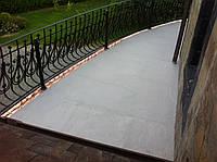 Гидроизоляция террасы, балкона