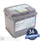 Аккумулятор автомобильный EXIDE Premium 6CT 53Ah, пусковой ток 540А [–|+] (EA530), фото 3
