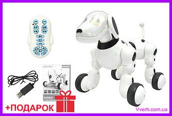 Интерактивная Робот-собака на радиоуправлении 619 р/у +ПОДАРОК
