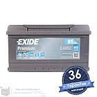 Аккумулятор автомобильный EXIDE Premium 6CT 85Ah, пусковой ток 800А [–|+] (EA852), фото 4